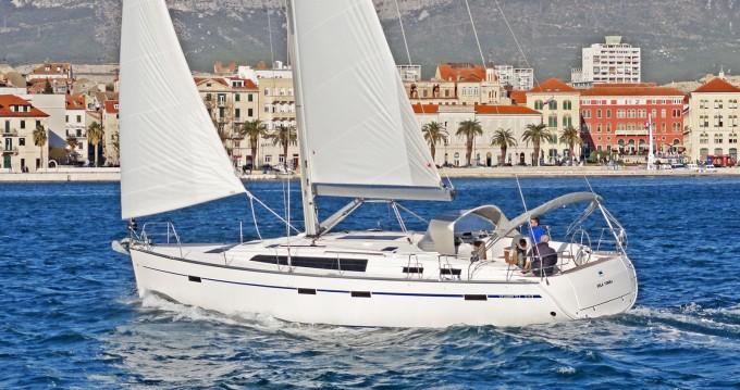Bavaria Cruiser 51 between personal and professional Split
