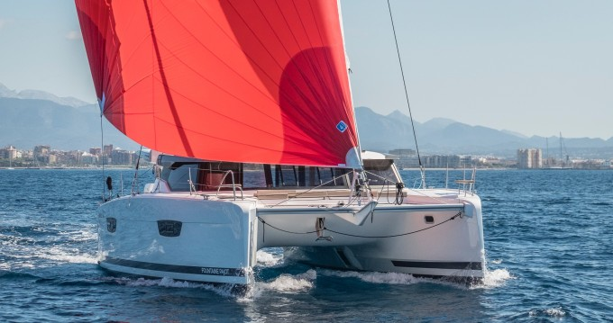 Rental yacht Split - Fountaine Pajot Astrea 42 on SamBoat