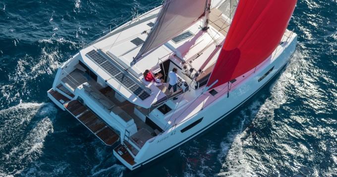 Boat rental Fountaine Pajot Astrea 42 in Split on Samboat