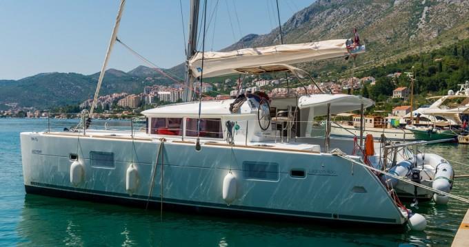 Rental yacht Split - Lagoon Lagoon 400 on SamBoat