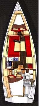 Rental Sailboat in Biograd na Moru - Elan Elan 340