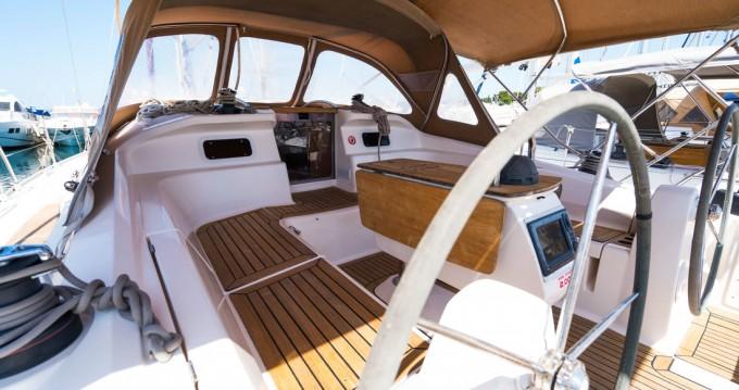 Rental yacht Biograd na Moru - Elan Impression 434 on SamBoat