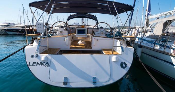 Boat rental Biograd na Moru cheap Elan 514 Impression - 4 + 1 cab.