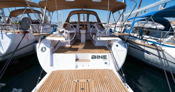 Rental yacht Biograd na Moru - Elan Impression 45 on SamBoat