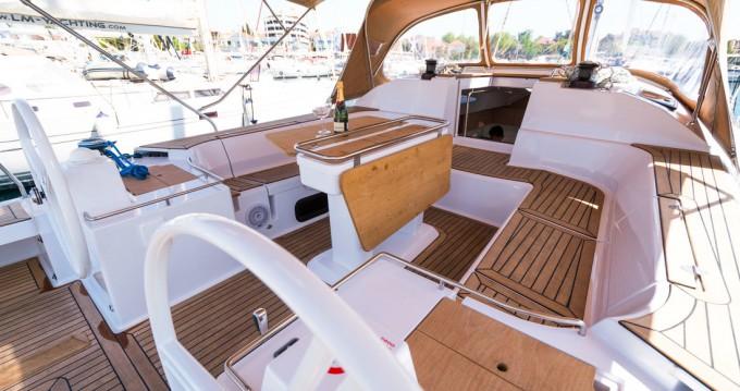 Rental yacht Biograd na Moru - Elan Impression 50 on SamBoat