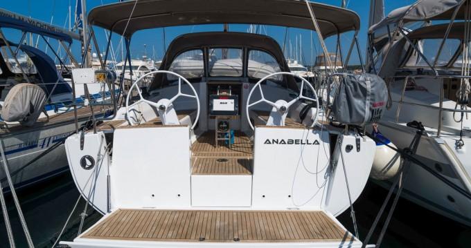 Rental yacht Biograd na Moru - Hanse Hanse 345 on SamBoat