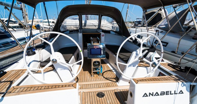 Boat rental Hanse Hanse 345 in Biograd na Moru on Samboat