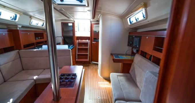 Rental Sailboat in Biograd na Moru - Hanse Hanse 385