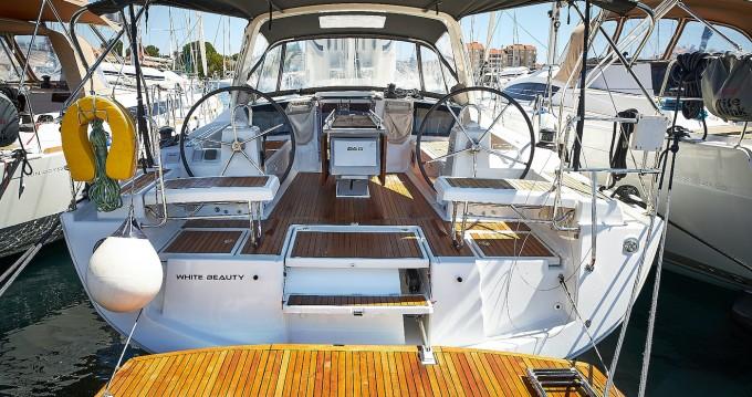 Rental yacht Biograd na Moru - Bénéteau Oceanis 41.1 on SamBoat