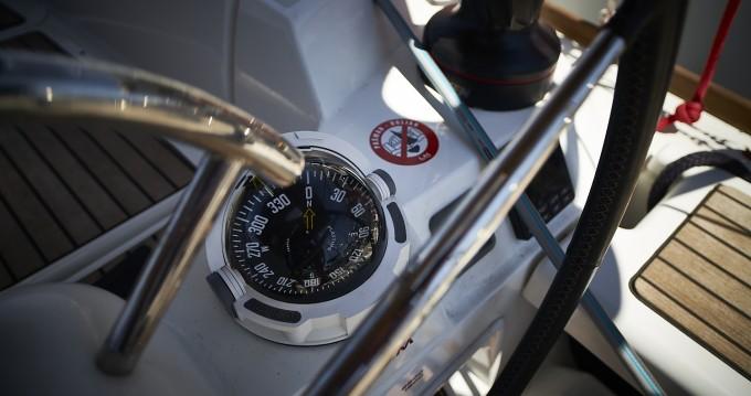 Rental yacht Biograd na Moru - Jeanneau Sun Odyssey 449 on SamBoat