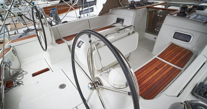 Rental yacht Biograd na Moru - Jeanneau Sun Odyssey 519 on SamBoat