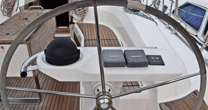 Bavaria Cruiser 45 between personal and professional Kaštela
