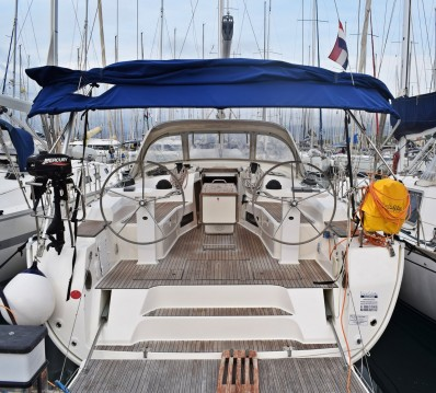 Boat rental Kaštela cheap Cruiser 45