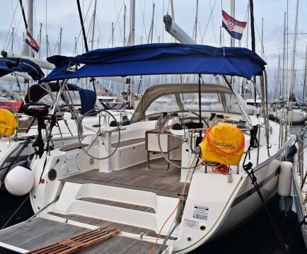 Rental yacht Kaštela - Bavaria Cruiser 45 on SamBoat