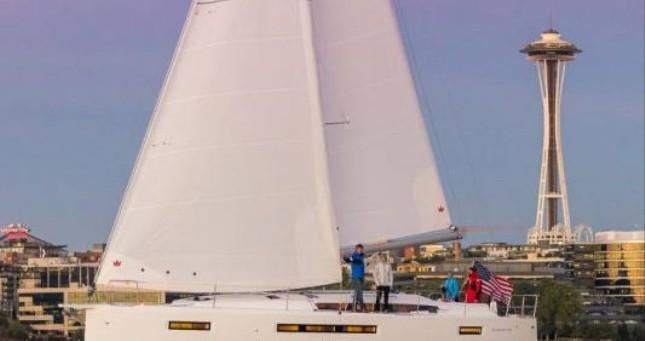 Rental Sailboat in Kaštela - Jeanneau Sun Odyssey 490