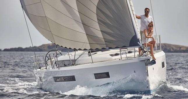 Boat rental Kaštela cheap Sun Odyssey 490