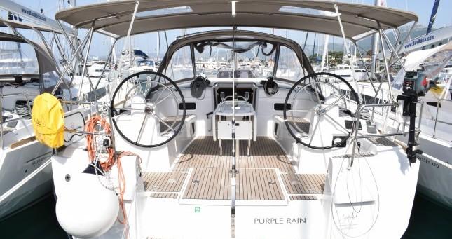Rental yacht Kaštela - Jeanneau Sun Odyssey 519 on SamBoat