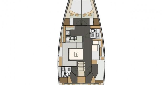 Rental yacht Novi Vinodolski - Elan Impression 50 on SamBoat