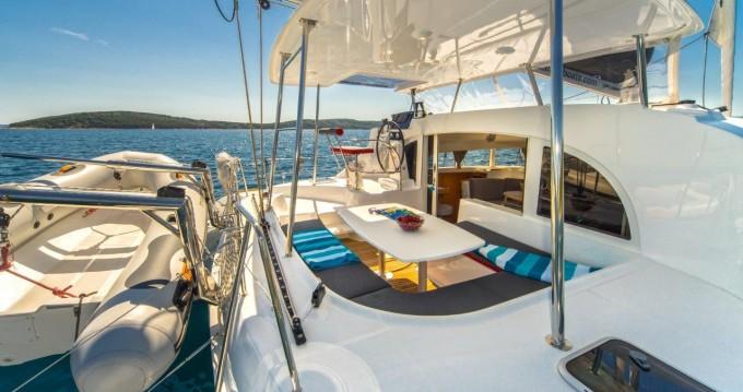 Hire Catamaran with or without skipper Lagoon Novi Vinodolski