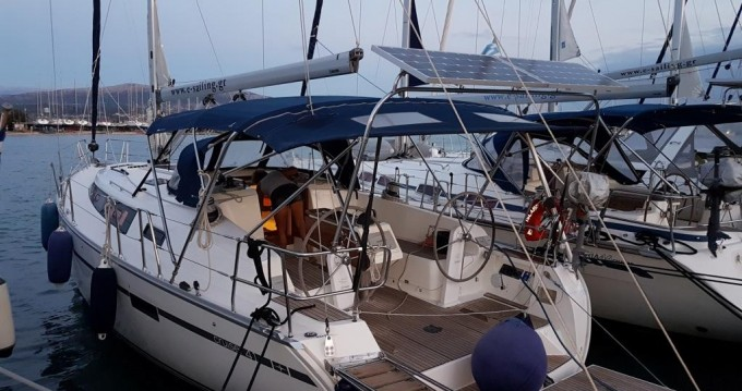 Rental Sailboat in Lefkada (Island) - Bavaria Cruiser 41