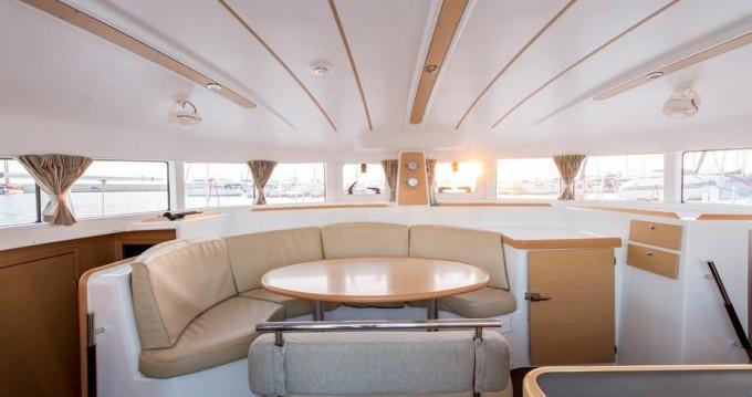 Rental yacht Alimos - Lagoon Lagoon 380 on SamBoat