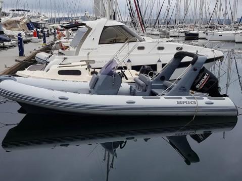 Boat rental Brig Brig Eagle 650 in Biograd na Moru on Samboat