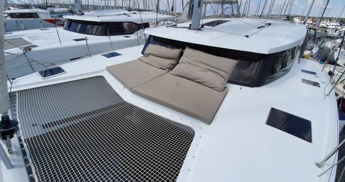 Boat rental Fountaine Pajot Lucia 40 in Biograd na Moru on Samboat