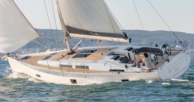 Rental yacht Biograd na Moru - Hanse Hanse 458 on SamBoat