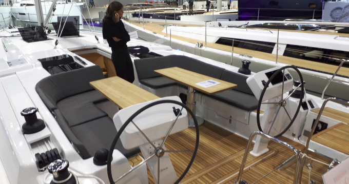 Rental yacht Biograd na Moru - Hanse Hanse 508 on SamBoat