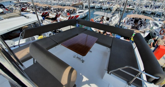 Boat rental Biograd na Moru cheap Nautitech 46 Fly
