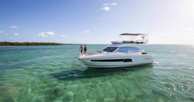 Rental yacht Biograd na Moru - Jeanneau Prestige 460 Fly on SamBoat