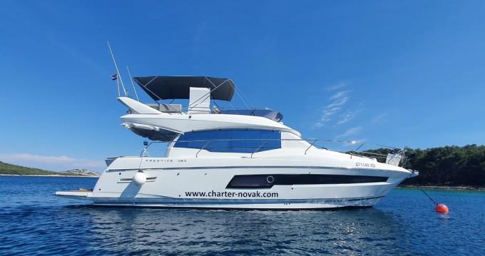 Rental Motorboat in Biograd na Moru - Jeanneau Prestige 460 Fly