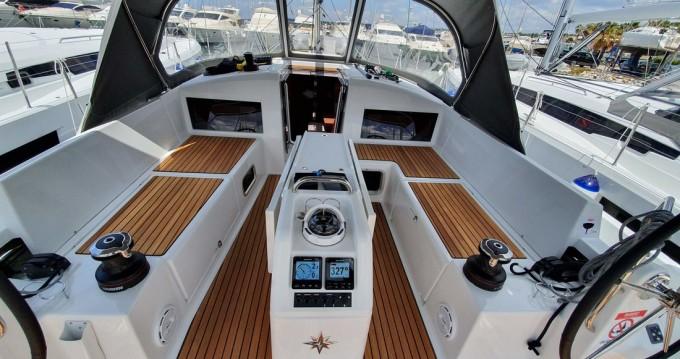 Rental yacht Biograd na Moru - Jeanneau Sun Odyssey 440 on SamBoat