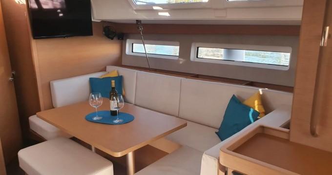 Rental Sailboat in Biograd na Moru - Jeanneau Sun Odyssey 440