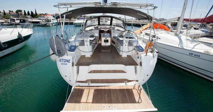 Bavaria Cruiser 45 between personal and professional Zadar