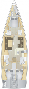 Sailboat for rent Lávrio at the best price