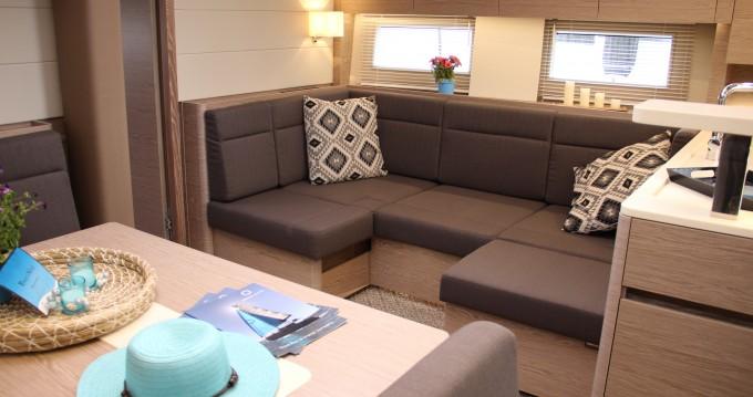 Rental yacht Lávrio - Hanse Hanse 588 on SamBoat