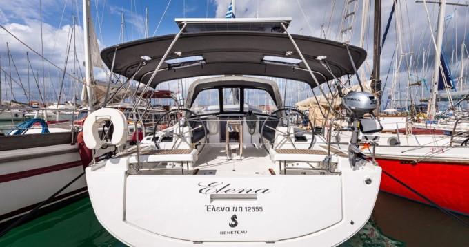 Bénéteau Oceanis 41.1 between personal and professional Lefkada (Island)