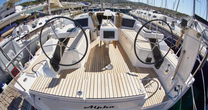 Rental yacht Primošten - Dufour Dufour 360 Grand Large on SamBoat