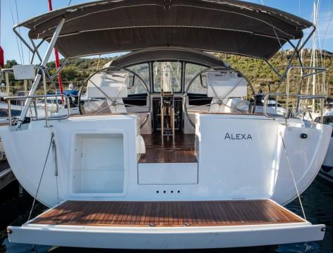 Boat rental Primošten cheap Hanse 455