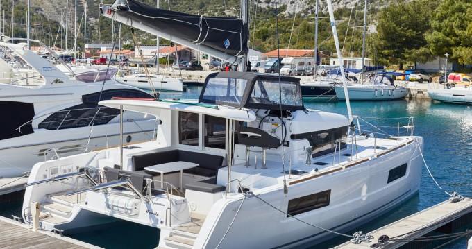 Rental Catamaran in Primošten - Lagoon Lagoon 40
