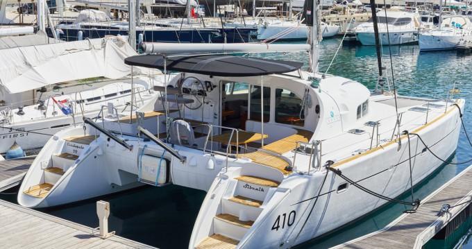 Rental yacht Primošten - Lagoon Lagoon 410 - 4 + 2 cab. on SamBoat