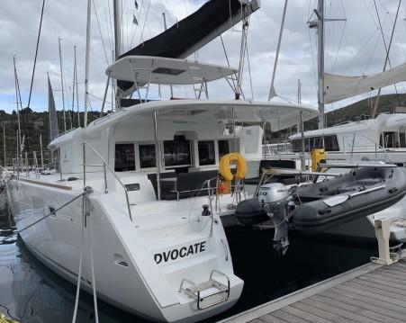 Rental Catamaran in Primošten - Lagoon Lagoon 450