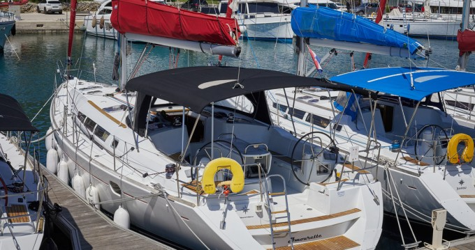 Rental yacht Primošten - Jeanneau Sun Odyssey 44i on SamBoat