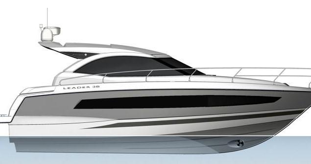 Rental Motorboat in Trogir - Jeanneau Leader 36
