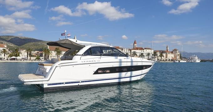 Rental yacht Trogir - Jeanneau Leader 40 on SamBoat
