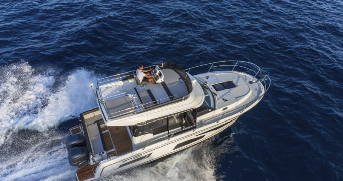 Boat rental Trogir cheap Merry Fisher 1095 Fly