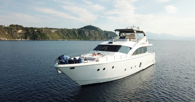 Hire Motorboat with or without skipper Aicon Milazzo