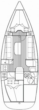 Sailboat for rent Vrsar at the best price