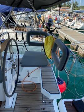 Boat rental Bavaria Bavaria C42 in Vrsar on Samboat